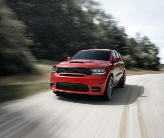 2018 Dodge Durango GT Rallye package